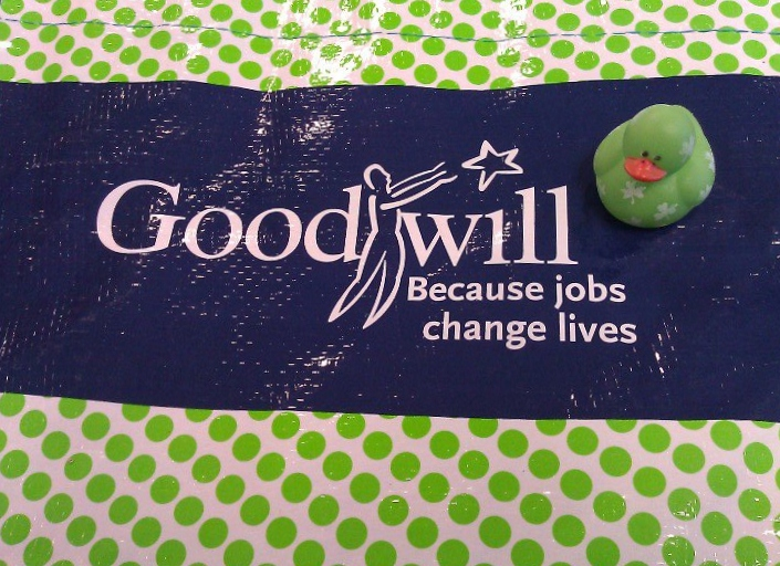 Goodwill Bellevue Designer Sale