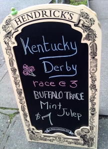Bottleneck on Madison celebrates Kentucky Derby