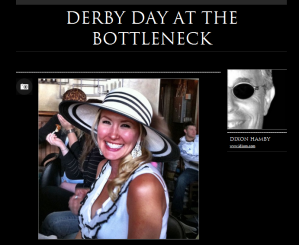 Derby Day at The Bottleneck photos by Dixon Hamby
