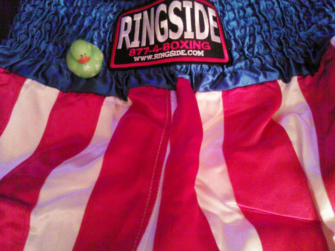 Ringside Boxer Shorts