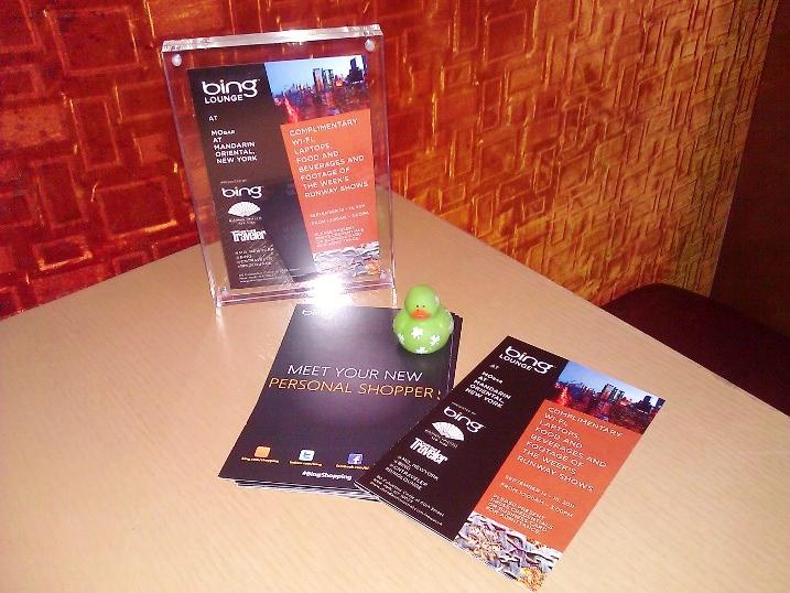 Bing Lounge at The Mandarin Oriental
