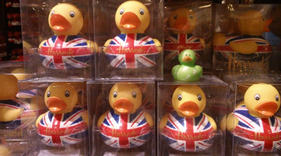 Harrods Rubber Ducks