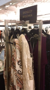 Badgley Mischka at Harrods