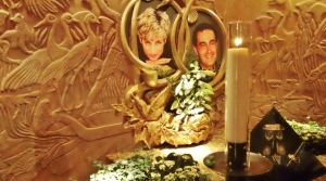 Diana and Dodi are remembered at Harrods