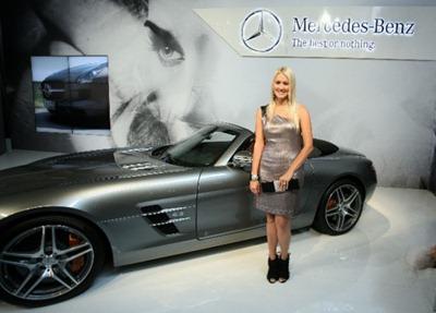Mercedes SLK Roadster