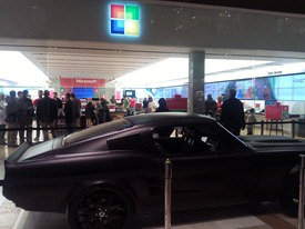Microsoft Detroit Project Mustang