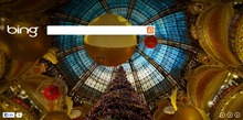 The dome at Galleries Lafayette is on Bing.com