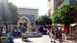 Morocco at Epcot