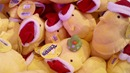 Santa Peeps Plushies