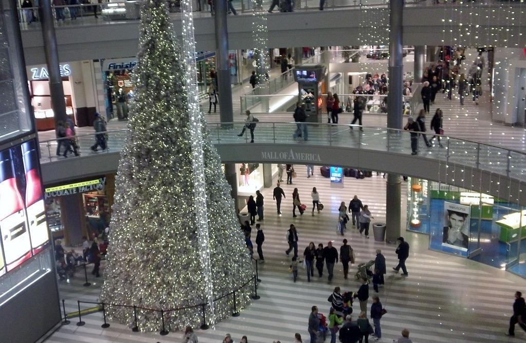 christmas at moa - Mall Of America Christmas Decorations