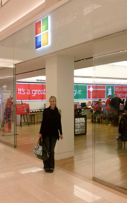 Microsoft Store at MOA