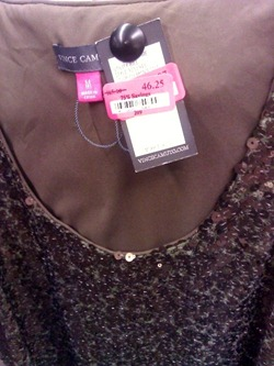 Nordstrom Rack sale at MOA