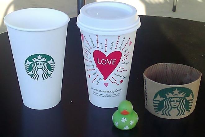 Toll Starbucks Valentineu0027s Cups