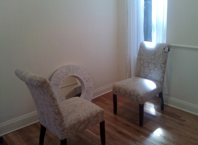 My new dining chairs
