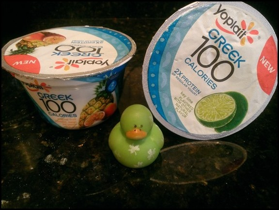 Yoplait Greek 100 Yogurt