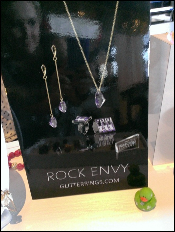 GLITTERRINGS Rock Envy