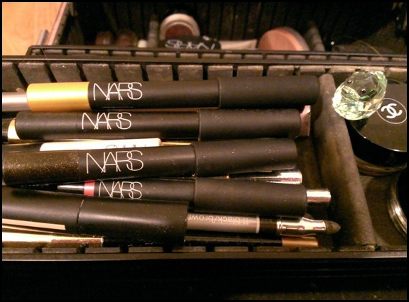 NARS Soft Touch Shadow Pencils