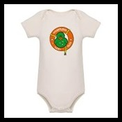 Lucky Duck Onesie