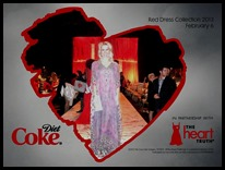 Shannon Harms at Red Dress Heart Life Gala