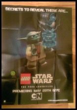 Swag Bag Lego Star Wars in Times Square