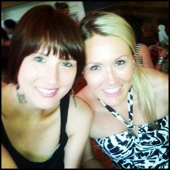 Shannon Truax and Kristen Blush