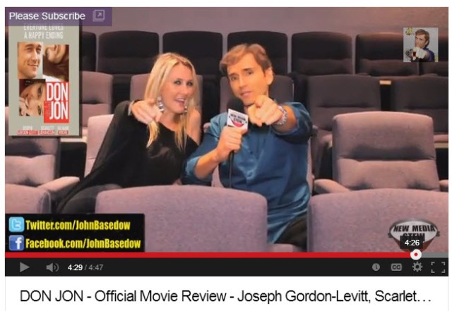 John Basedow and Shannon Truax Review Don Jon