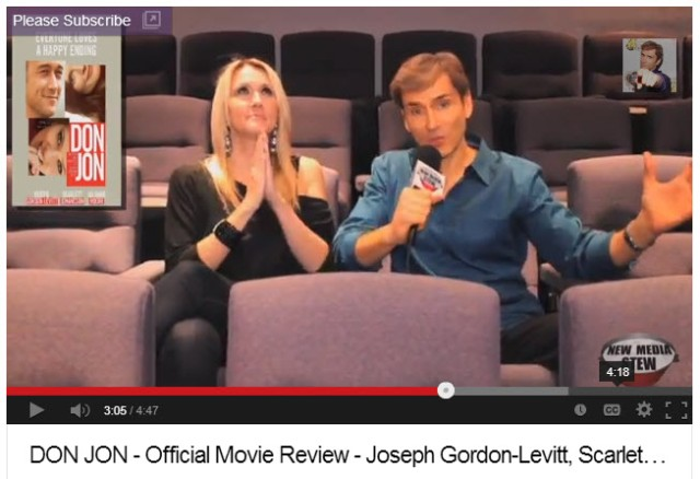 Shannon Truax and John Basedow review Don Jon