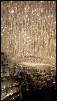 Chandelier Bar at The Cosmopolitan in Las Vegas