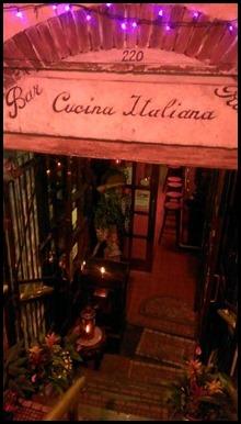 Da Marino Entrance