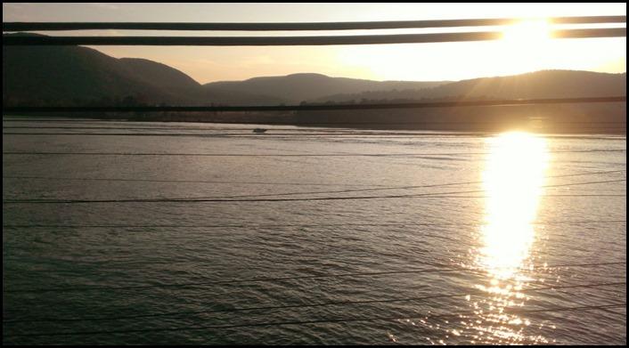 Hudson River Line View