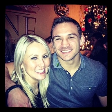 Shannon Truax and Michael Chandler MMA fighter