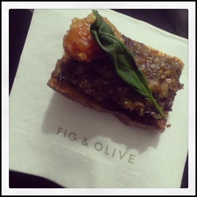 Fig & Olive cater