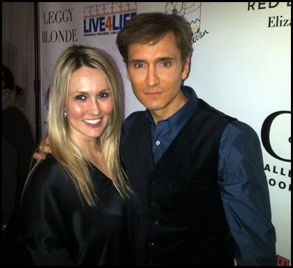 Shannon Truax and John Basedow