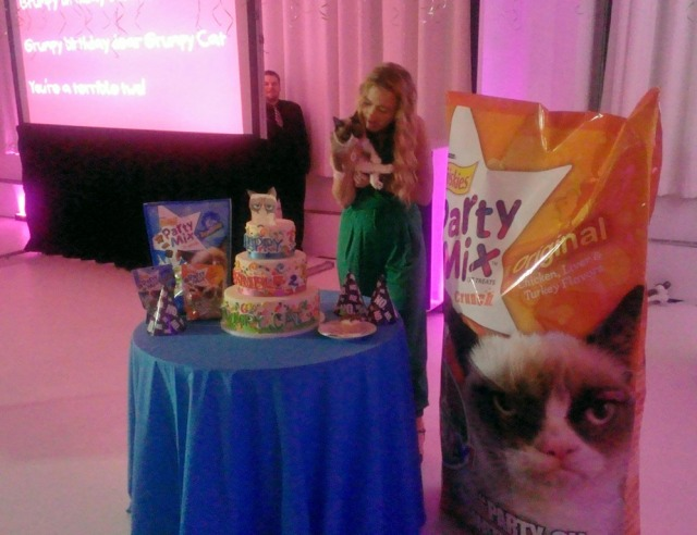 Life-sized-Friskies-Party-Mix-decorates-the-cake-cutting.jpg