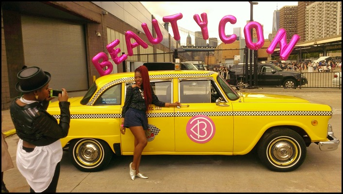 BeautyConNYC entrance