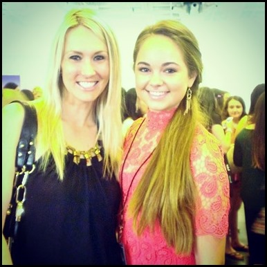 @LiciousInsider and I at BeautyCon
