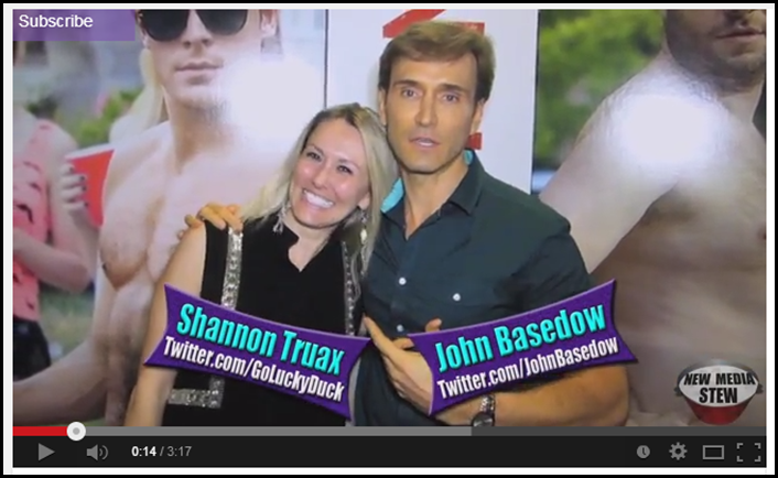 Shannon Truax and John Basedow review Neighbors