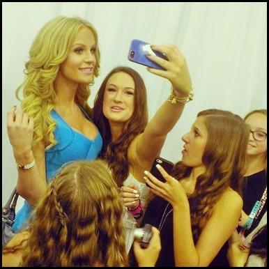 @TheGigiGorgeous at BeautyCon