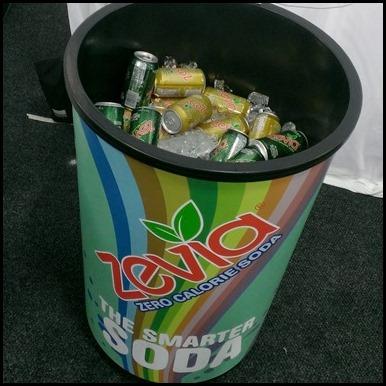 Zevia Soda Cooler