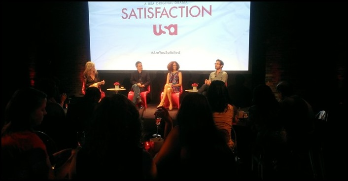 Satisfaction USA new series