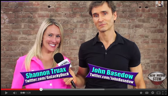 John Basedow and I review Satisfaction